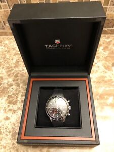 TAG Heuer Carrera Calibre 16 Automatic Chronograph Wrist Watch for Men