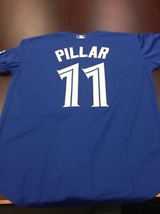 New with tags: Kevin Pillar jerseys