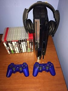 Ps3 for sale (games not sold separately)