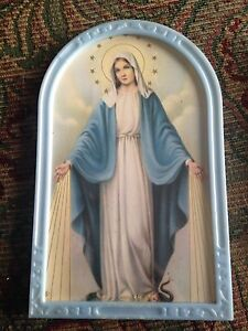 Blessed Virgin Holy Mary Iconography