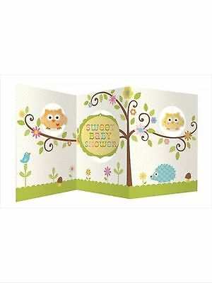 Happi Tree Owl Baby Shower Party Supplies-Centerpiece ](Owl Baby Shower Supplies)
