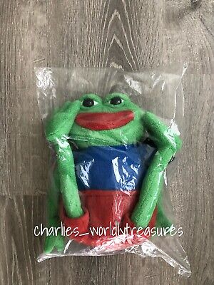 Pepe the Frog - Hashtag Collectibles - Matt Furie FREE SHIPPING