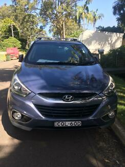 Hyundai ix35 Newport Pittwater Area Preview