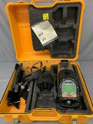 Spectra Precision Dg511 Pipe Laser W Remote Case Accessories