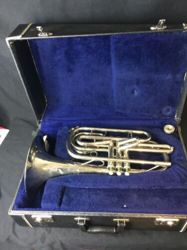 Vintage King Flugabone/Marching Trombone  #724617