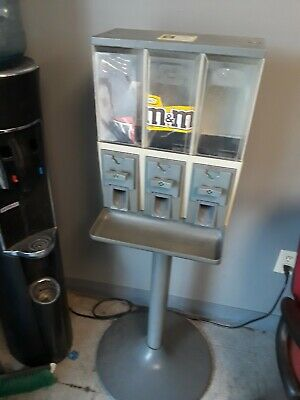 Vendstar 3000 Used Candy Vending Machine