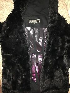 Girls true religion jeans & love pink fur jacket Edmonton Edmonton Area image 4
