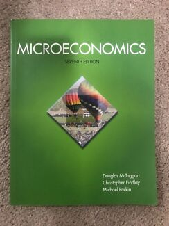 Textbook microeconomics seventh edition textbooks gumtree microeconomics book fandeluxe Image collections