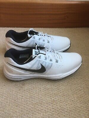 NIKE LUNAR CONTROL3 WATERPROOF GOLF SHOES 704665 101 - UK 10