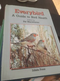 Book - every bird a guide to bird health