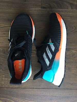 ADIDAS SOLARBOOST solar boost size 9.5 running, marathon, parkrun shoes/trainers