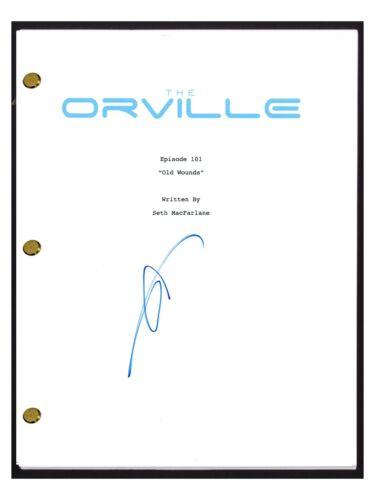 Adrianne Palicki Signed Autographed THE ORVILLE Pilot Episode Script COA