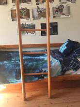 Solid timber bunk bed Narraweena Manly Area Preview