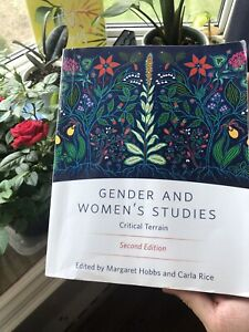 Critical Terrain Gender and Womens Studies Second Edition