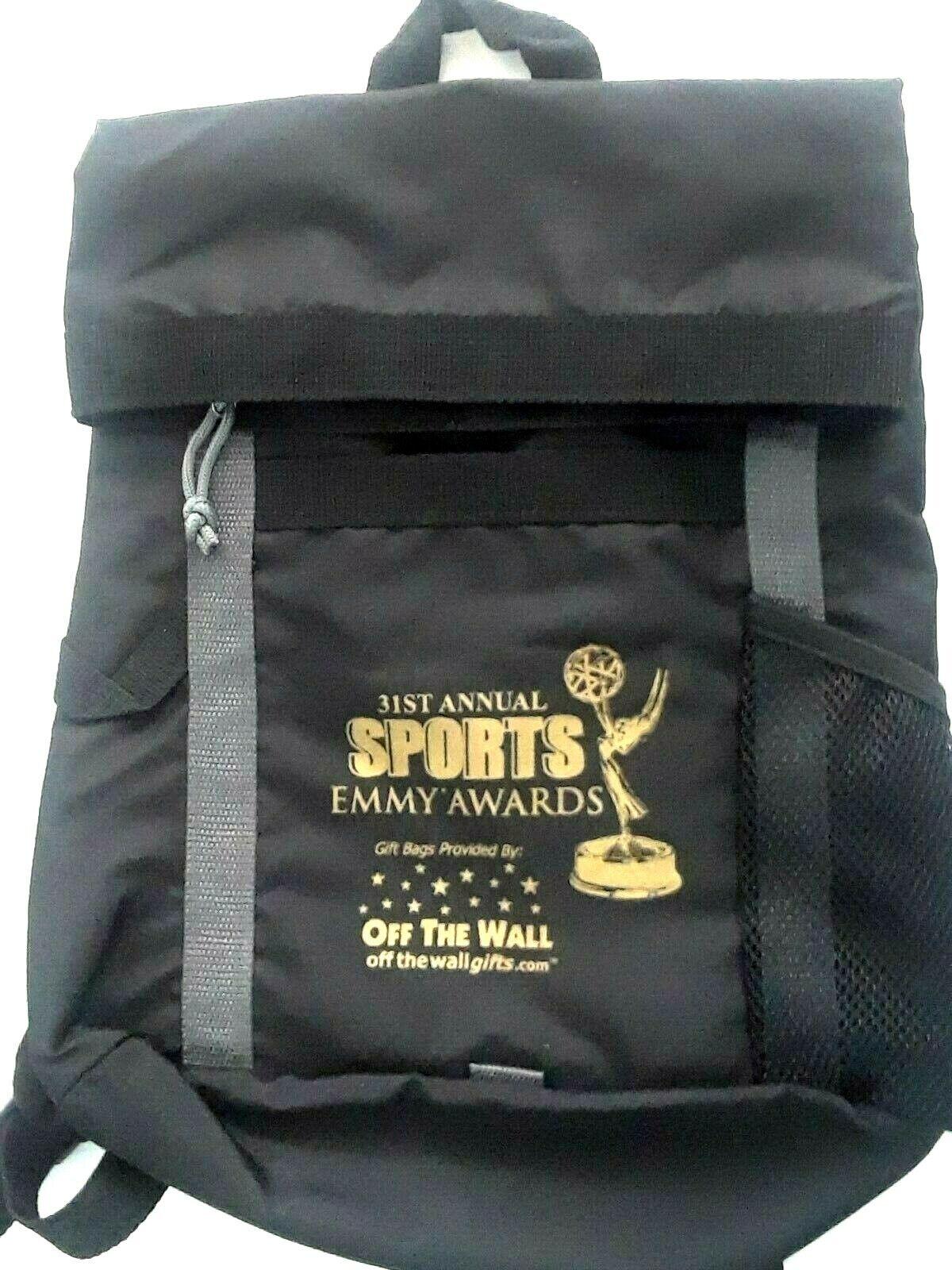 Rare 31st annual sports emmy awards(2009 season) backpack