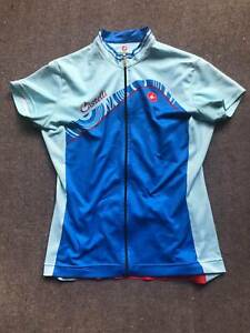 Castelli Womens Short Sleeve Cycling Jersey