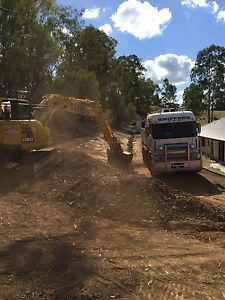 SNIFFERS PLANT HIRE Cedar Vale Logan Area Preview
