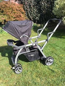 Joovy VaryLight Sit and Stand Stroller