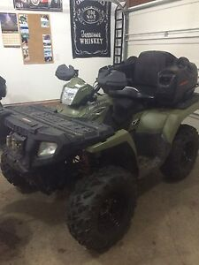 2007 Polaris sportsman 800 Trade for trailer or touring sled