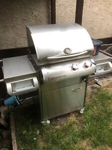 Legacy cook number grill