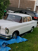 220seb Mercedes good condition all original Mount Lewis Bankstown Area Preview