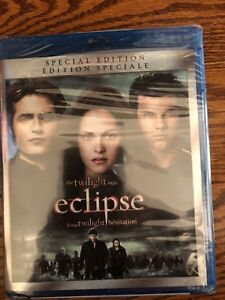 Twilight Eclipse Blu Ray New
