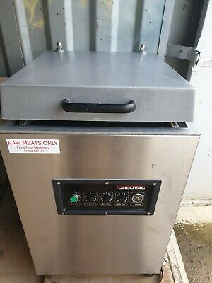 Commercial vacuum packing machine, used for sale  Bath
