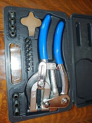 Whitney Sheet Metal Hand Hole Punch Tool