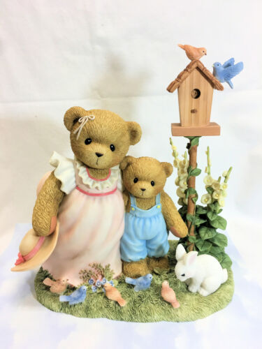 Cherished Teddies Bronte & Gage 2005 Event Excl #4004463 SIGNED NIB