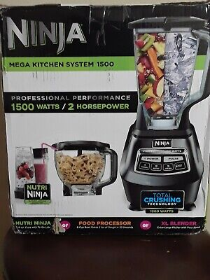 Ninja Mega Kitchen System 1500 ***BRAND NEW ***NEVER OPENED Open Kitchen System