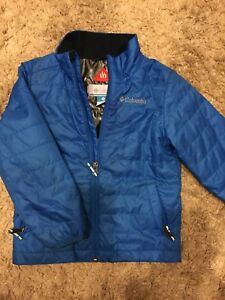 Boys Columbia Fall Coat