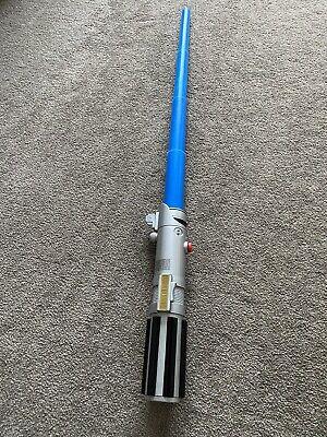 Star Wars  Extendable Toy Lightsaber - Blue