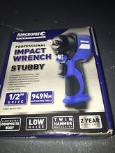 """Kincrome pneumatic impact wrench 1/2"""" drive Capalaba Brisbane South East Preview"""
