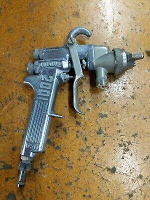 One Binks 2001 Spray Gun Usa With 66sd Nozzle