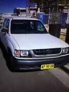Toyota Hilux 2003 Diesel 5L SR5 Greenfield Park Fairfield Area Preview