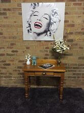 Rustic Timber Hallway Table - TREND SETTER Dandenong North Greater Dandenong Preview