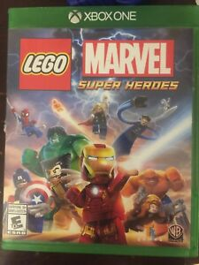 LEGO Xbox one - marvel super heroes