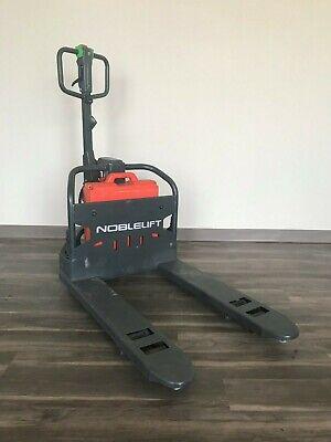 Noblelift Spte33x-2736 - Semi-electric Pallet Jack - 3300 Lbs. Capacity