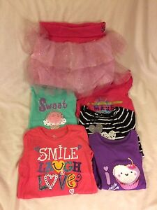 Little Girl's Clothes 3/3t