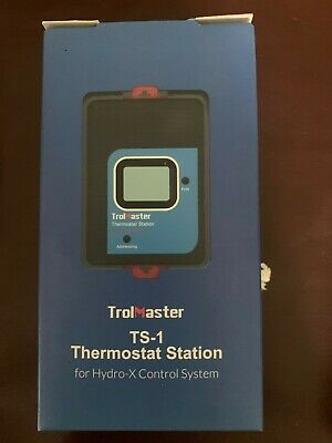 TrolMaster Thermostat Station for Hydro-X Control System TS-1 Brand New