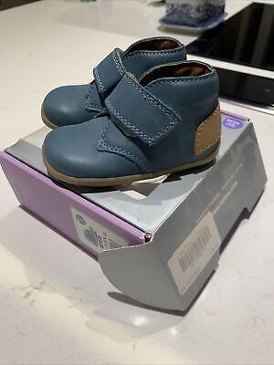 Size 3 Baby First Walker Bobux ocean odyssey Boot/shoe