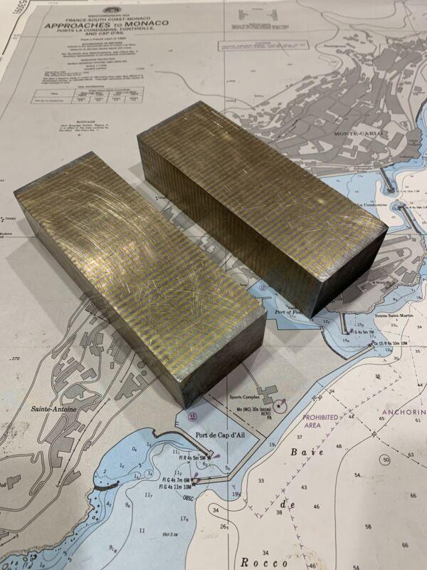Pair Of Magnetic Tranfer Blocks