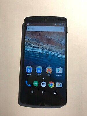 LG Nexus  - 16GB - T-Mobile (can be unlocked) - Black