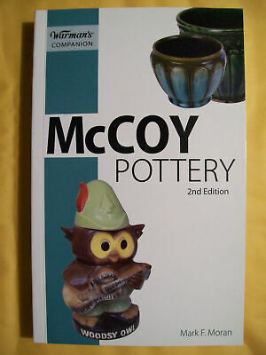 Vintage McCoy Pottery Price Guide Collectors Book Cookie Jar Planter's Vases ++