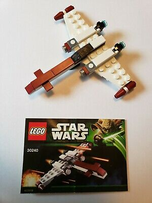 LEGO Star Wars 30240 Z-95 Headhunter - 100% Complete with Instructions