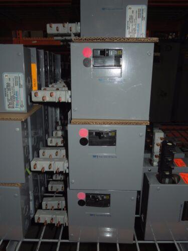 Starline Busway Tap Box Cbdc100e12-1-l630c-4 30a 2p 208y/120v (black/red) Used