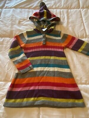 Baby Girl's Size 24 Month Wonder Kids Fall Sweater Style Christmas Holiday Dress
