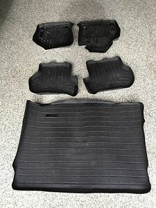 WeatherTec Winter Floormats for VW Golf MK6 West Island Greater Montréal image 1