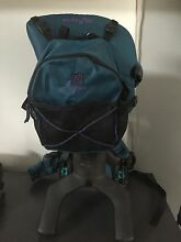 Evenflo trail tech backpack carrier for baby or toddler Tapping Wanneroo Area Preview