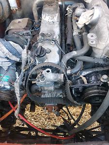 3.1 2001Holden jackaroo turbo intercooled motor and 5 speed box Ipswich Ipswich City Preview